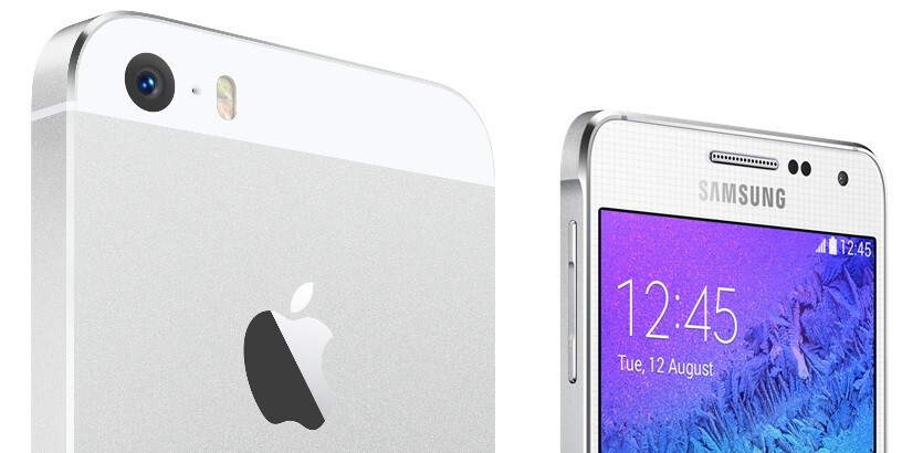 Samsung Galaxy Alpha vs Apple iPhone 5s – specs comparison and future expectations