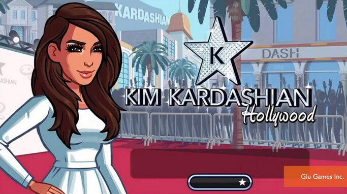 Kim Kardashian's new mobile game is replacing Candy Crush Saga at the top of the charts - Candy Crush Saga now sees the downside of success