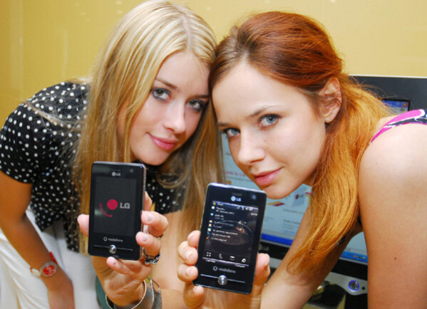 LG KS20 is Prada-like smarphone