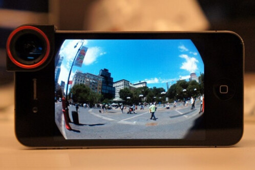 Lenses and other accessories for your smartphone camera
