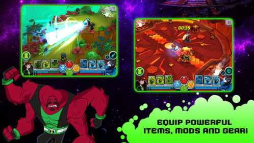 Wrath of Psychobos Ben 10 Omniverse - $0.99, down from $2.99