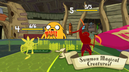 Card Wars Adventure Time - $0.99, down from $3.99