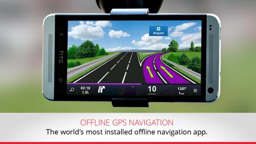 gps navigation maps by sygic