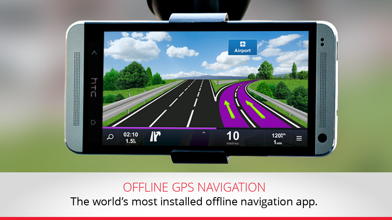 sygic's gps navigation  maps app is among the most popular when  - sygic's gps navigation  maps app is among the most popular when it comesto both navigation in general but also offline maps one of the perks ofsygic is