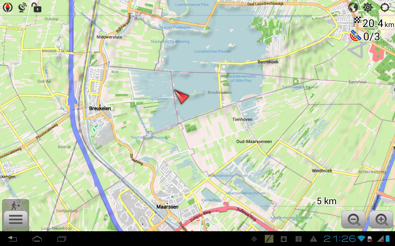 osmand maps  navigation.  of the best offline gps maps apps for android