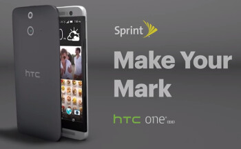 HTC One (E8) for Sprint revealed, should cost less than the One (M8)
