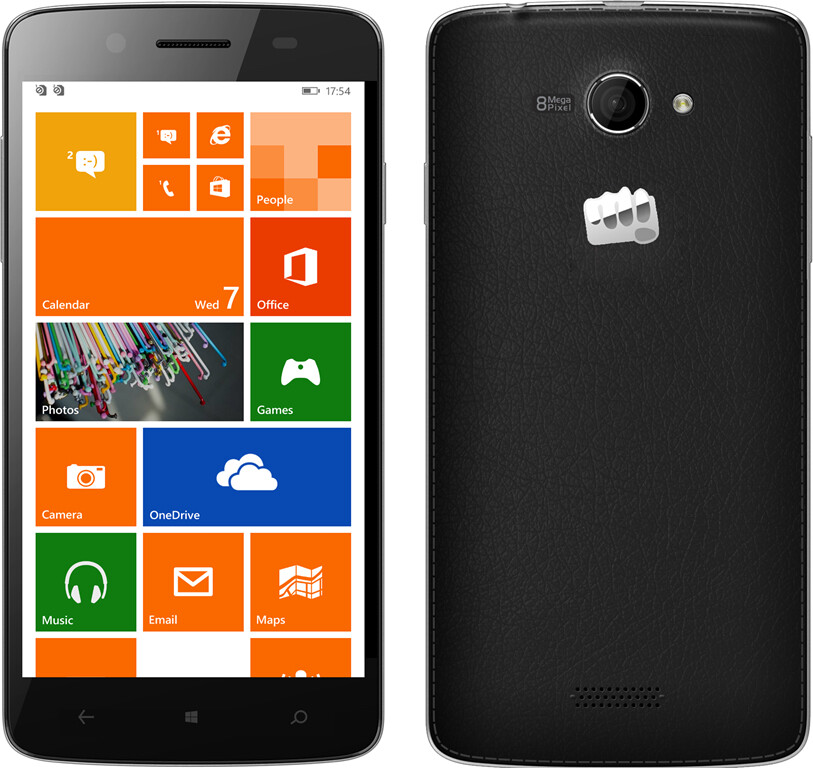 Micromax is one of the new Windows Phone partners with new devices in developing markets - Windows Phone market share contracted, things are more certain now, but carriers are part of the problem