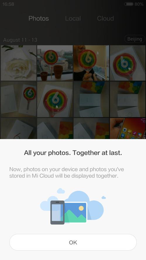 Xiaomi's MIUI 6