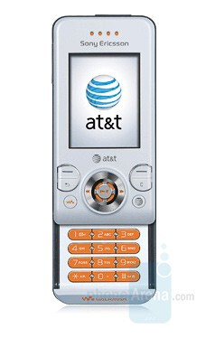 W580 - AT&T offers budget clamshell and W580 Walkman from Sony Ericsson