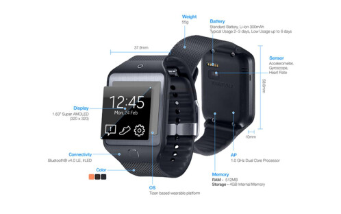 Samsung Gear 2 Neo