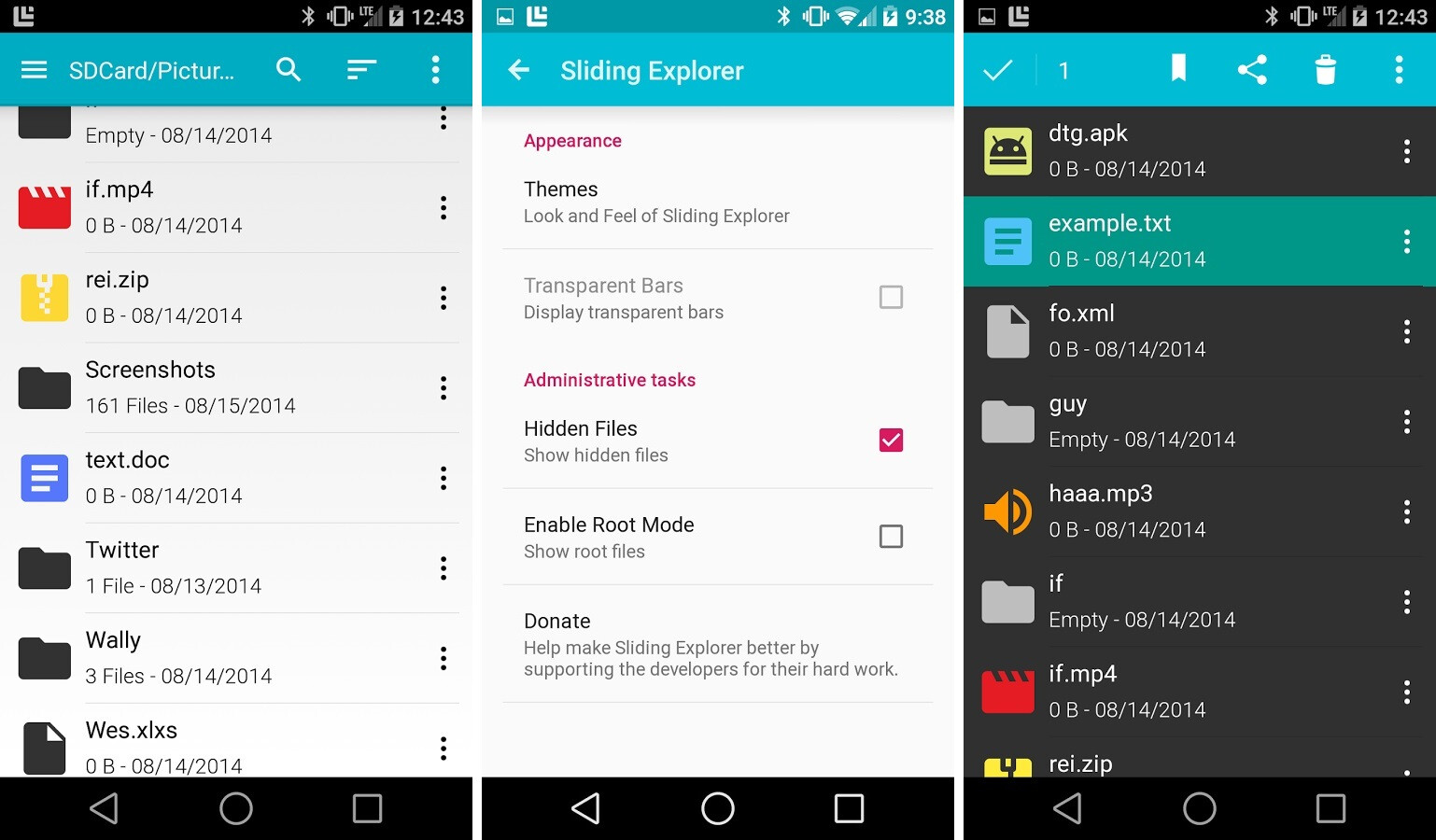 The Best Of Material Design Apps For Android So Far