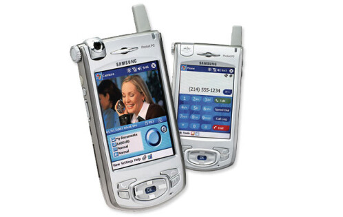 Samsung SPH-i700
