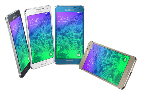 Samsung Galaxy Alpha is now official
