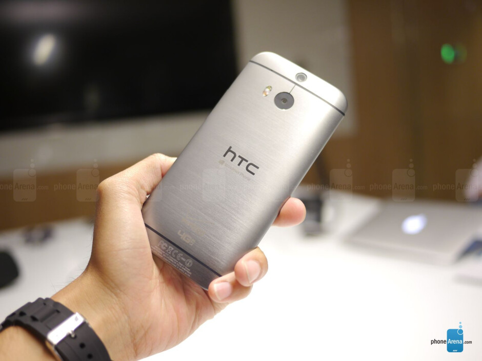 HTC One M8 for Windows hands-on