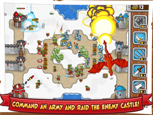 Castle Raid 2 (Android) - $1.02, down from $2.99