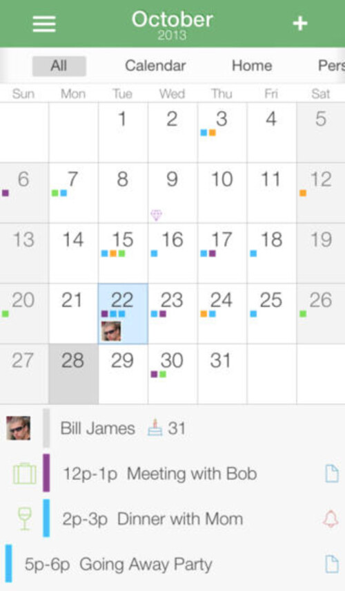 Extreme Calendar (iOS) - $0.99, down from $2.99