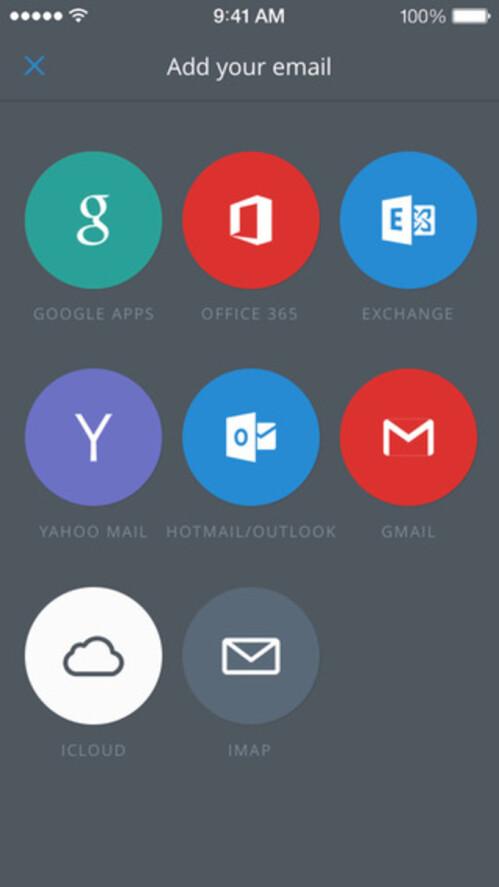 CloudMagic (iOS) - free