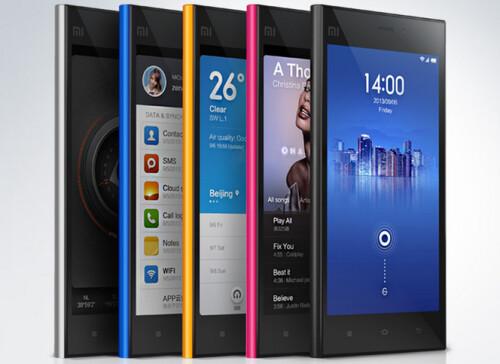 Bonus - Xiaomi Mi 3