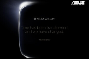 ASUS teases about its upcoming smartwatch, possible announcement scheduled for September 3?