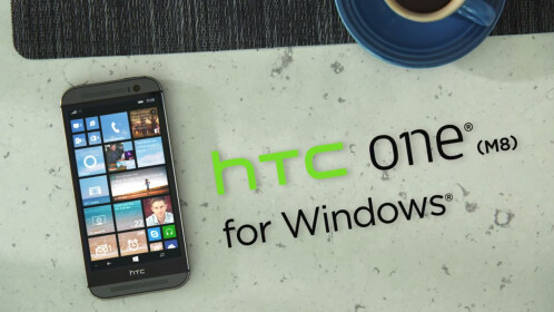 HTC One (M8) for Windows images