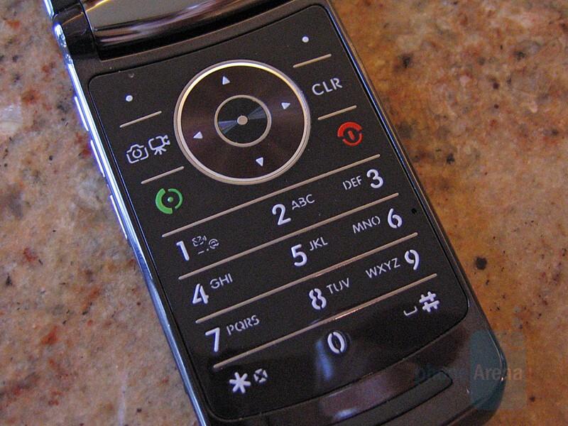 Hands-on with Motorola V9m for Verizon Wireless