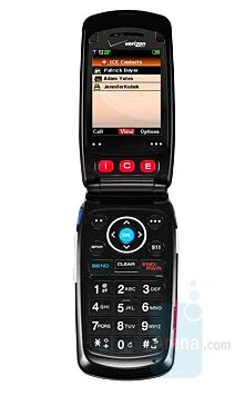 Verizon Wireless Coupe phone - Verizon Wireless Coupe is simple clamshell
