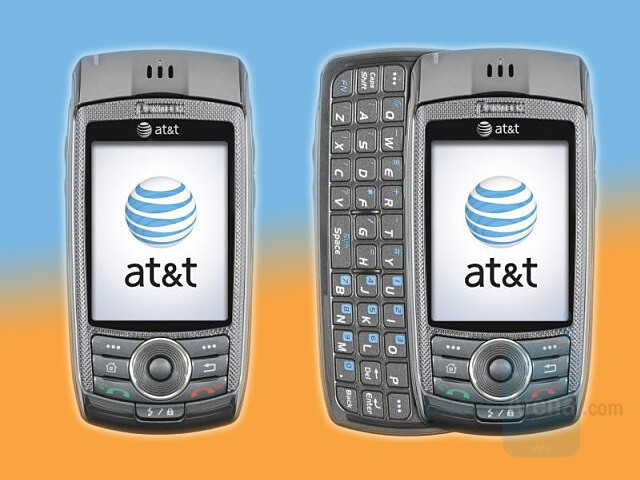Pantech C810 for AT&T - AT&T's Pantech C810 is dual-slider