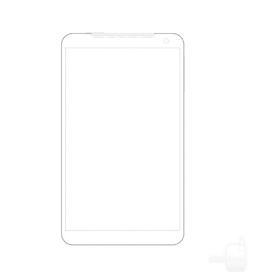 Galaxy Round-like Samsung device
