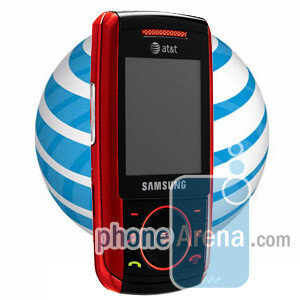 Samsung SGH-A737 for AT&T - Samsung A737 for AT&T
