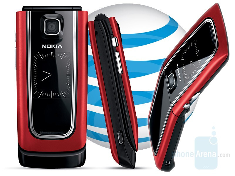 Nokia 6555 - AT&T launches Nokia 6555 3G phone