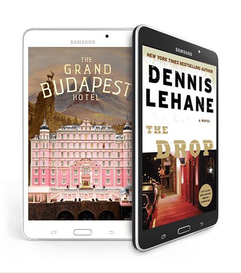 Samsung and Barnes & Noble unveil Galaxy Tab 4 Nook tablet