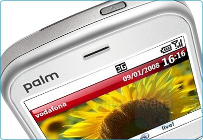Palm Treo 500v - Palm Treo 500v for Europe