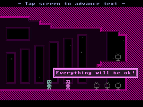 VVVVVV trailer & screenshots