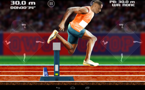QWOP trailer & screenshots