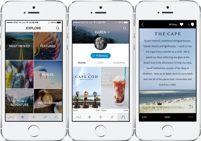New iPhone app Steller mixes photos, videos and text to help you create a beautiful and engaging story