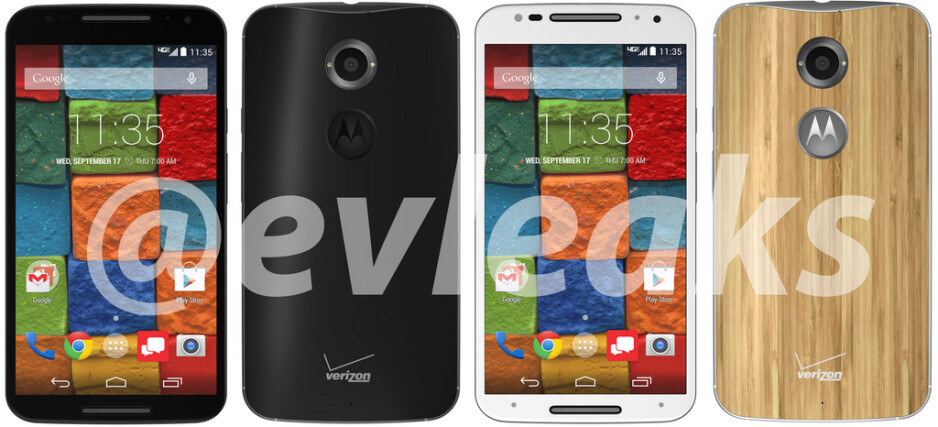 This is what the Moto X+1 will look like (and maybe the release date?)