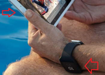 Sony mistakenly shows off its new compact tablet and Android Wear powered smartwatch