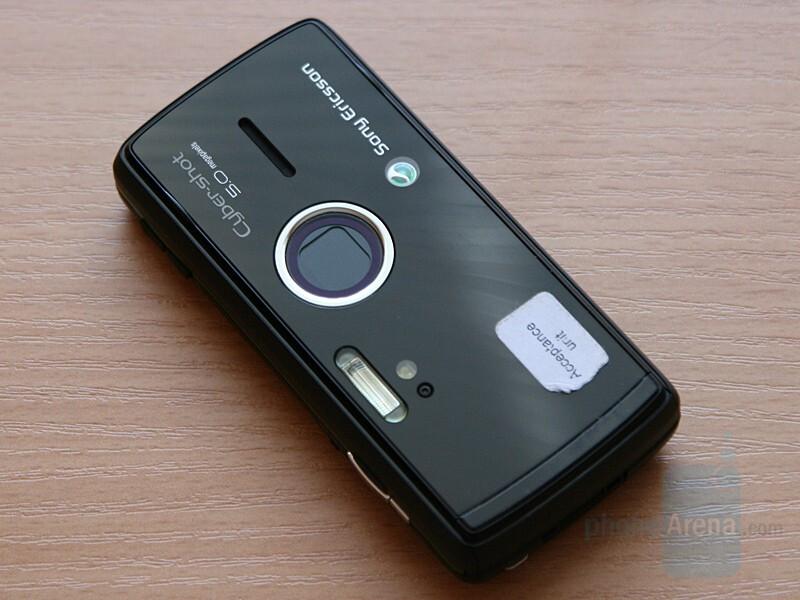 Sony Ericsson K850 - Hands-on with Sony Ericsson K850