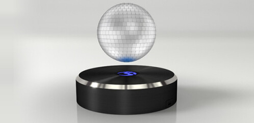 "Meet Om/One – the ""world's first levitating Bluetooth speaker"""