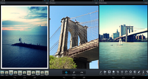 An alternative all-around editor: Photo Editor by Aviary - Free
