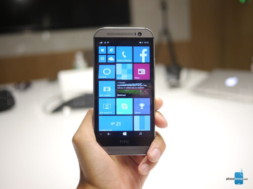HTC One (M8) for Windows is here