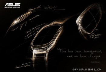 First Asus Android Wear smartwatch might feature a curved display