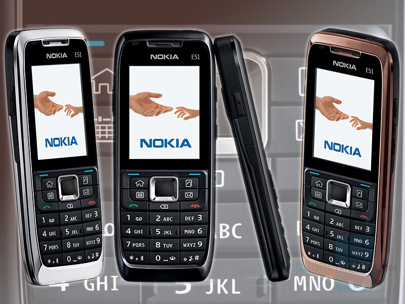 Nokia E51 - Nokia E51 for business