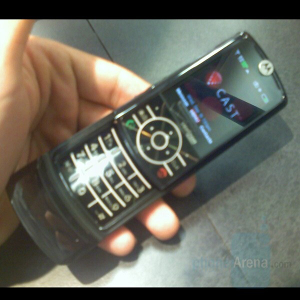 Motorola Z6tv - Motorola Z6tv gets price for Verizon