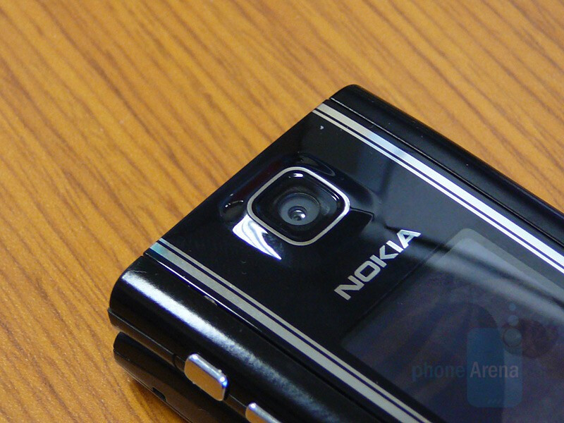 Hands-on with Nokia 6555 for AT&T