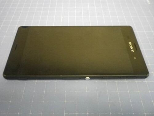 The unannounced Sony Xperia Z3