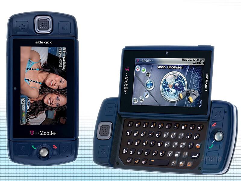 Sidekick LX - T-Mobile announces two Sidekicks