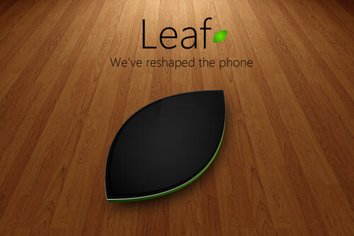 Leaf smartphone gallery