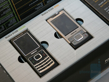 Hands-on with Nokia 6500 Series