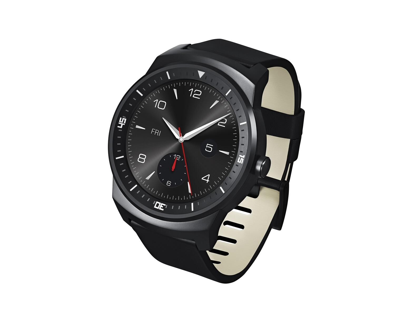 Lg G Watch R Fully Unveiled The First Android Wear